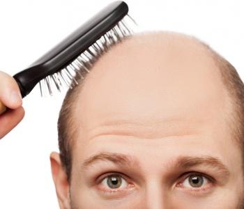 Combing Bald Hair